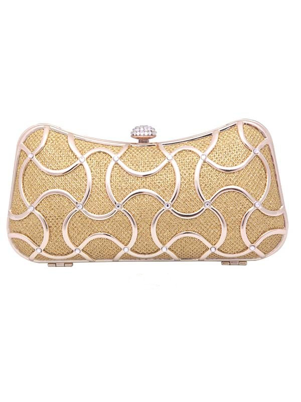 Elegant Strasssteine Party/Evening Bag