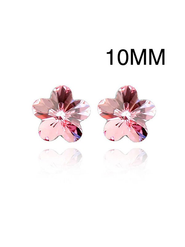 Austria Kristalle Stud Fashion Earrings