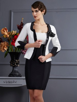 Taft 3/4 Ärmel Special Occasion Fashion Wrap