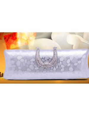 Strasssteine PU Party/Evening Bag